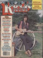 Rock Scene Vol. 6 No. 1 Magazine