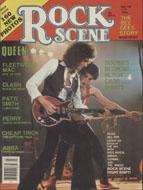 Rock Scene Vol. 8 No. 2 Magazine