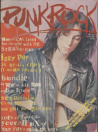 Punk Rock Vol. 1 No. 1 Magazine