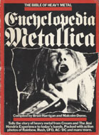 Encyclopedia Metallica Book