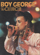 Boy George & Culture Club Book