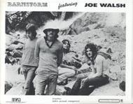 Joe Walsh & Barnstorm Promo Print