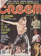 Creem Vol. 15 No. 4 Magazine