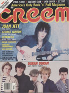 Creem Vol. 15 No. 2 Magazine