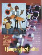 Hampton Jzz Festival Program