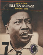 Ann Arbor Blues & Jazz Festival Program