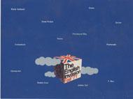 The English Invasion '71 Postcard