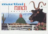 Martini Ranch Handbill