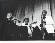 Benny Goodman Vintage Print