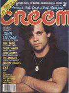 Creem Vol. 15 No. 8 Magazine