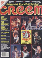 Creem Vol. 16 No. 10 Magazine
