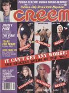 Creem Vol. 16 No. 12 Magazine