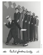 Big Bad Voodoo Daddy Promo Print