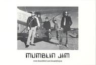 Mumblin' Jim Promo Print