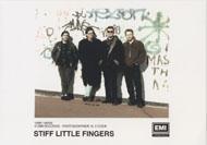 Stiff Little Fingers Promo Print