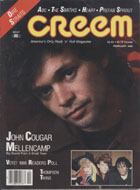 Creem Vol. 17 No. 6 Magazine