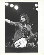 Greg Kihn Vintage Print