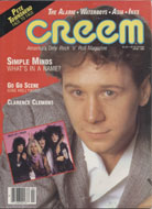 Creem Vol. 17 No. 8 Magazine