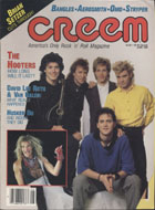 Creem Vol. 17 No. 10 Magazine