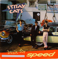 "Stray Cats Vinyl 12"" (Used)"