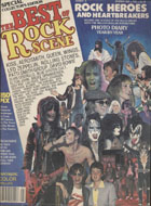 The Best Of Rock Scene No. 1 Magazine