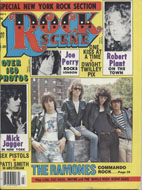 Rock Scene Vol. 5 No. 2 Magazine