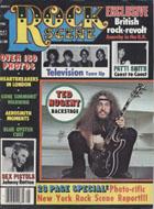 Rock Scene Vol. 5 No. 3 Magazine