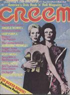 Creem Vol. 6 No. 1 Magazine