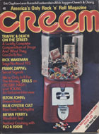 Creem Vol. 6 No. 4 Magazine