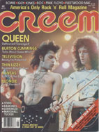 Creem Vol. 8 No. 12 Magazine