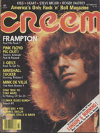 Creem Vol. 9 No. 5 Magazine