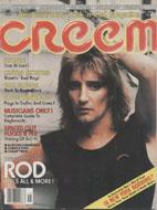 Creem Vol. 10 No. 5 Magazine