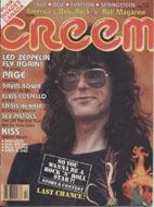 Creem Vol. 9 No. 9 Magazine