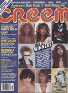 Creem Vol. 9 No. 10 Magazine