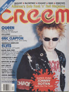 Creem Vol. 9 No. 11 Magazine
