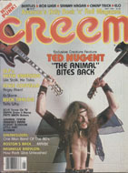Creem Vol. 9 No. 12 Magazine