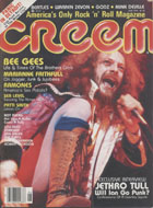 Creem Vol. 10 No. 1 Magazine
