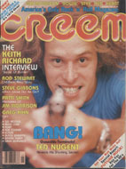 Creem Vol. 10 No. 8 Magazine
