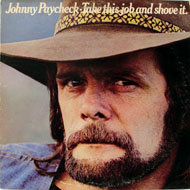 "Johnny Paycheck Vinyl 12"" (Used)"
