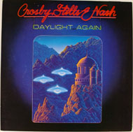 Crosby, Stills & Nash Album Flat