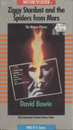 Ziggy Stardust and the Spiders from Mars VHS