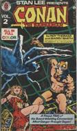 Conan The Barbarian: Vol. 2 Book