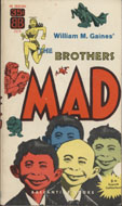 The Brothers Mad #5 Book