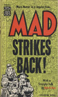 Mad Strikes Back Book