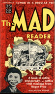 The Mad Reader #296 K Book