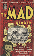 The Mad Reader #93 Book