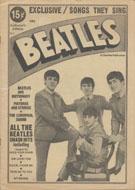 Beatles Vol. 1 No. 1 Magazine