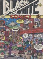 Black And White Comics Magazine