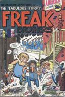 The Fabulous Furry Freak Brothers No. 1 Magazine