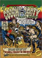 Coochy Cooty Men's Comics No. 1 Magazine